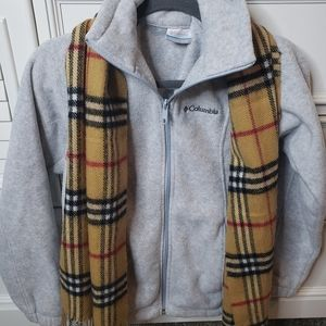 Columbia Jacket and Scarf